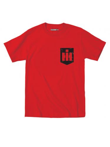 Case IH Logo Pocket T-Shirt