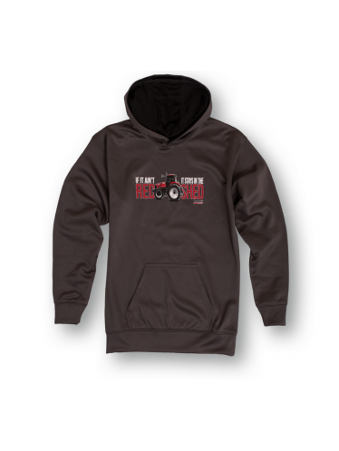 Youth Case If It Ain't Red Performance Hoodie