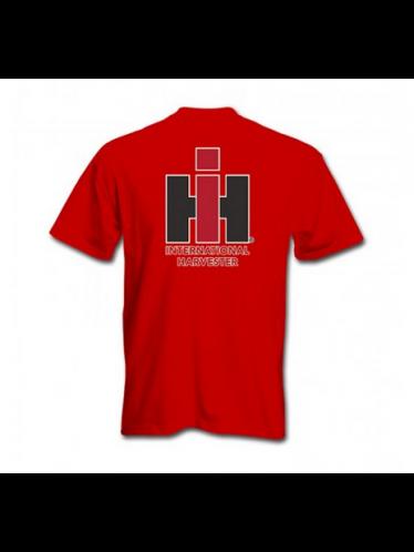 DAMAGED IH Logo T-Shirt