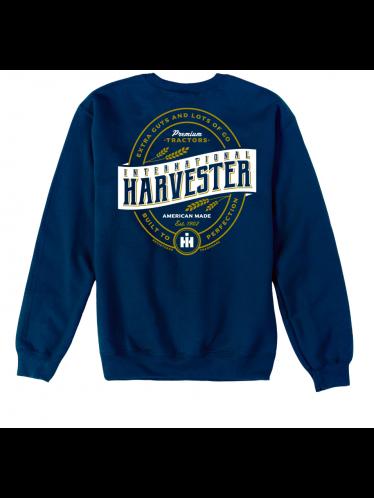 IH Men's Premium Tractors Sweatshirt