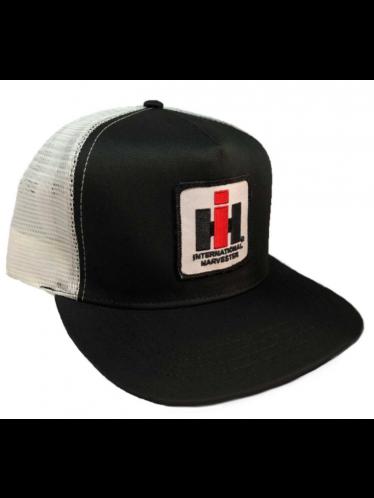 IH Mesh Trucker Cap - Black/White