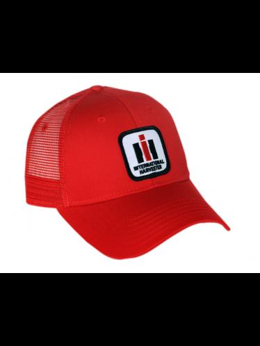 International Harvester Logo Mesh Baseball Cap