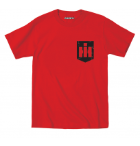 Case IH Logo Pocket T-Shirt