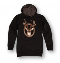 Youth Case IH Deer Performance Hoodie