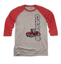 Case IH Steiger Quadtrac Raglan T-Shirt