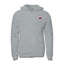 IH Logo Stack Zip Up Hoodie