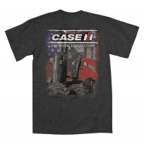 Case IH American Flag T-Shirt