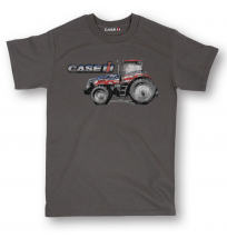 Case IH Patriotic Tractor T-Shirt
