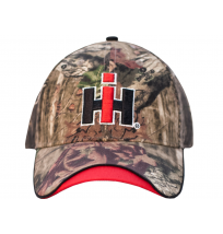 IH Raised Logo Baseball Cap