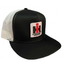 IH Mesh Trucker Cap - Black/White