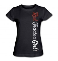 Case IH Red Tractor Girl T-Shirt