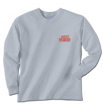Case IH Red Tractor Long Sleeve T-Shirt