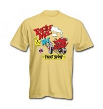 IH Tractor Mac Tuff Stuff T-Shirt