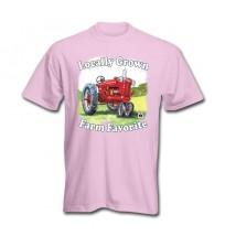 IH Tractor Mac Farm Favorite T-Shirt