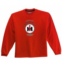 IH Circle Logo Stack Long Sleeve T-Shirt