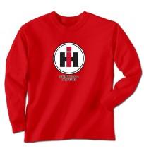 IH Circle Logo Long Sleeve T-Shirt