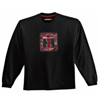 IH Red Camo Logo Long Sleeve T-Shirt