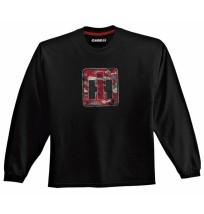 IH Red Camo Logo Long Sleeve T-Shirt