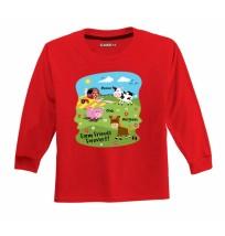 IH Farm Friends Long Sleeve T-Shirt