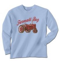 Farmall Boy Long Sleeve T-Shirt