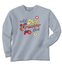 IH Lil Miss Long Sleeve T-Shirt