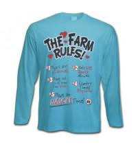 IH The Farm Rules Long Sleeve T-Shirt