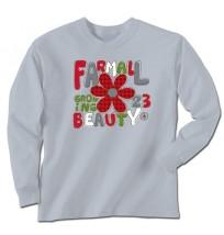 IH Farmall Growing Beauty Long Sleeve T-Shirt