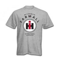IH Farmall McCormick Logo T-Shirt