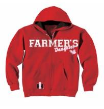 IH Farmer's Daughter Zip Up Hoodie