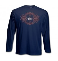 IH Floral Ring Long Sleeve T-Shirt