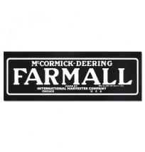 McCormick-Deering Farmall Bumper Sticker