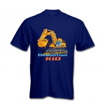 Damaged Case Demolition Kid T-Shirt