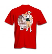 IH Red And Ready T-Shirt - Damaged