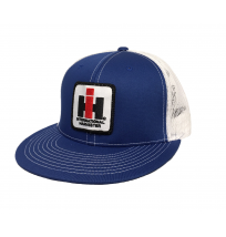 IH Mesh Trucker Cap - Blue