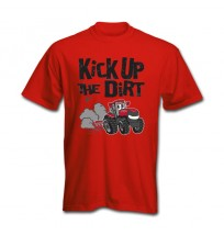 Case IH Kick Up The Dirt T-Shirt