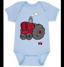 IH Tractor Puffs Onesie