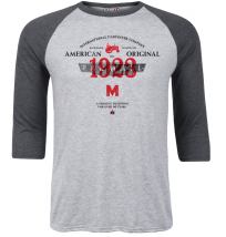 IH Farmall Men's American Original Raglan T-Shirt