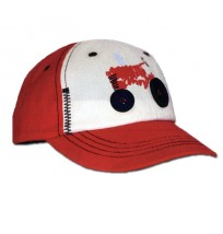 IH Kids Button Wheels Baseball Cap