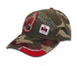 IH Distressed Tactor Patch Baseball Cap