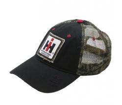 International Harvester Camo and Black Cap
