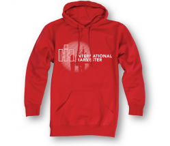IH Logo Hooded Pullover