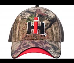 IH Raised Logo Baseball Cap