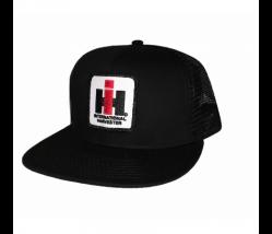 DAMAGED IH Mesh Trucker Cap - Black