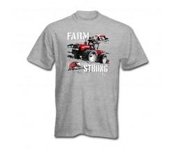 Case IH Farm Strong T-Shirt