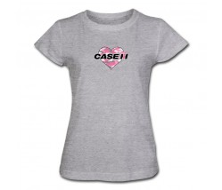 Case IH Camo Heart T-Shirt
