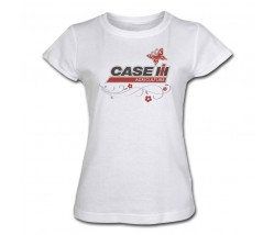 Case IH Butterfly And Flowers T-Shirt
