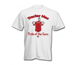 IH Tractor Mac Pride Of The Farm T-Shirt