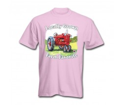 IH Tractor Mac Farm Favorite T-Shirt