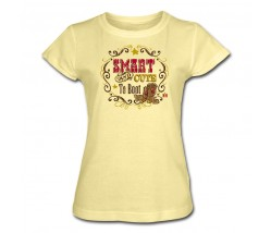 IH Smart and Cute to Boot T-Shirt