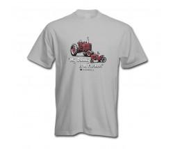 IH Farmall My Daddy Is A Farmer T-Shirt